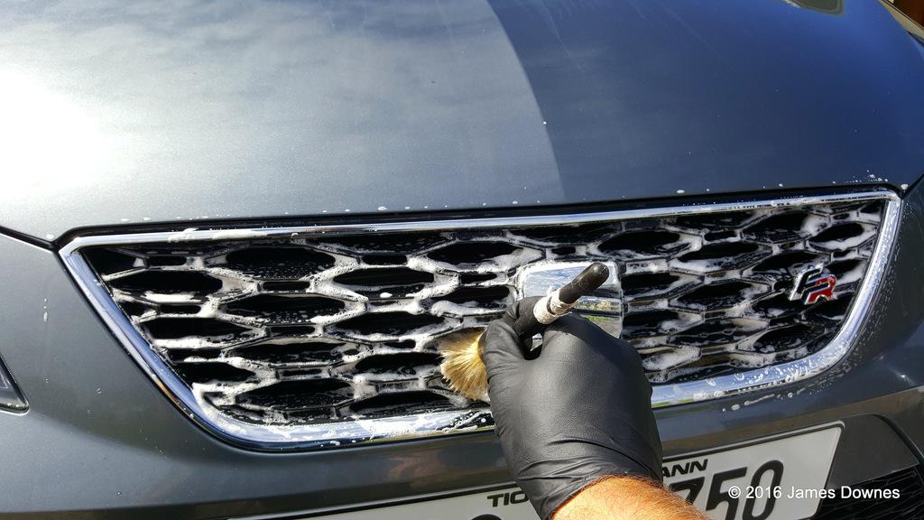 Basic new car detail, detailing,valeting, limerick,cork clare, kerry