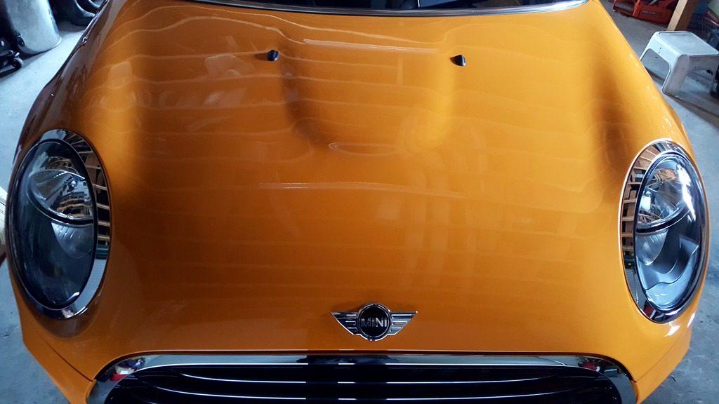 Mini Cooper Ultimate new car exterior detail. detailing,valeting, limerick,cork clare, kerry